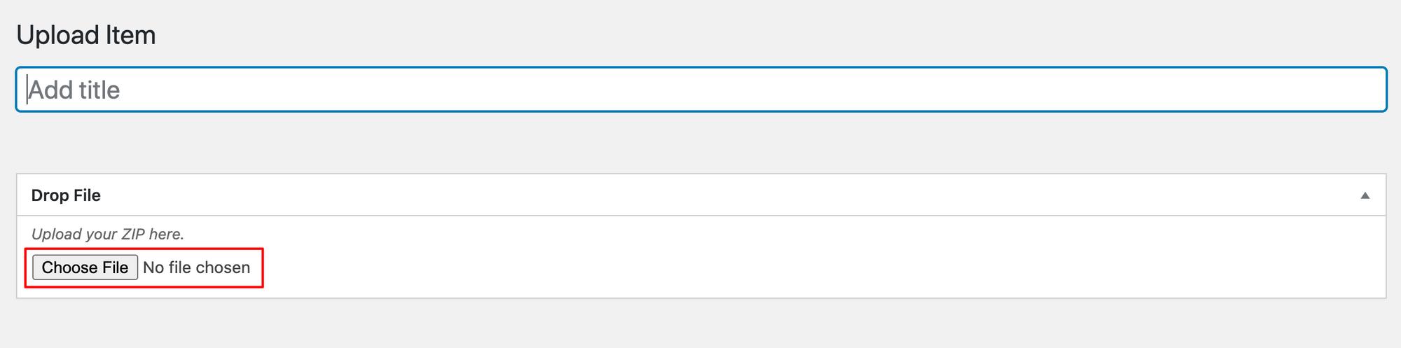 Add An Html Page To WordPress