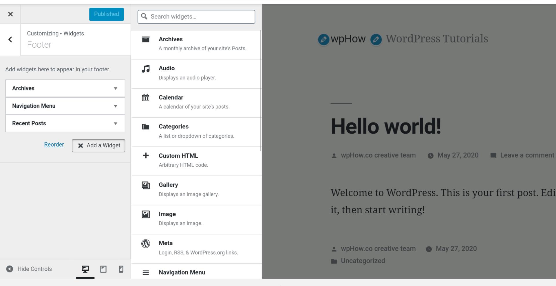 widget-select